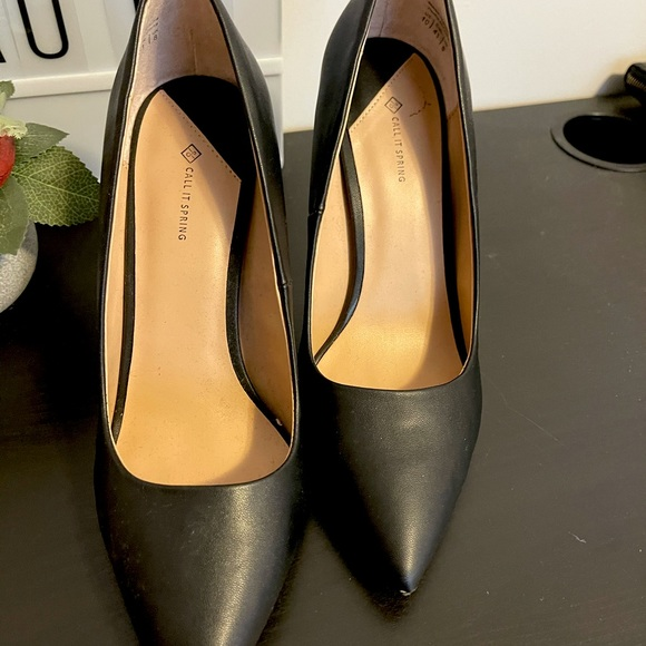 Call It Spring Pointed Toe Heels